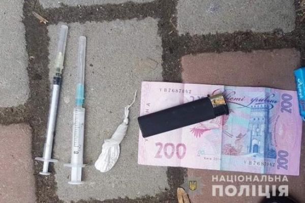 У Франківську затримали досвідченого наркоторговця