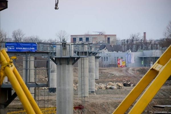 Транспортна розв'язка для пасічнянського моста може коштувати 300 мільйонів гривень