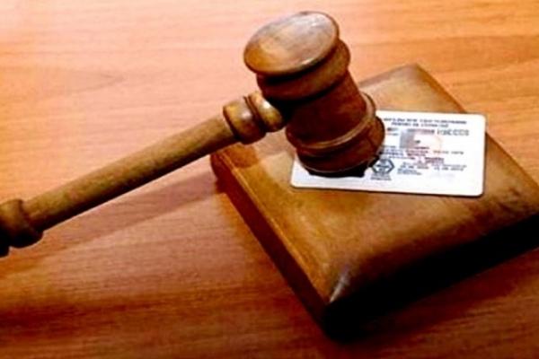 Тлумацький суд позбавив п'яницю водійських прав