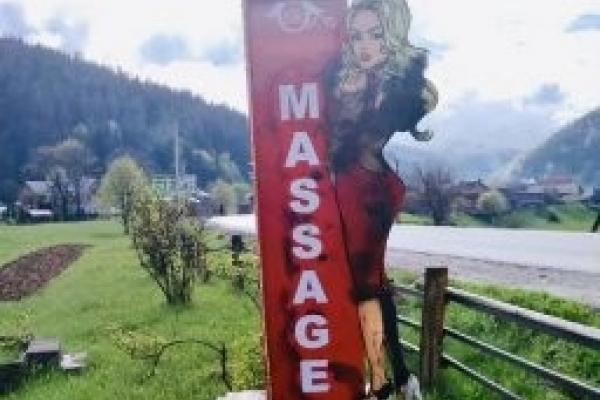 На Прикарпатті викрили бордель, який маскувався під масажний салон