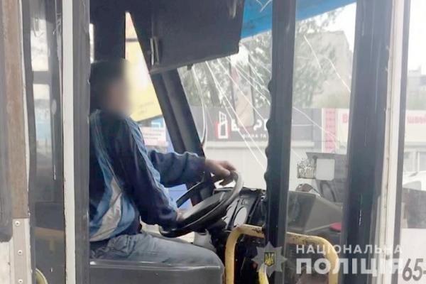У Коломиї зловили п'яного водія пасажирського автобуса