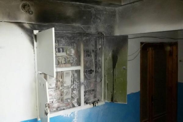 У Франківську через замикання електропроводки ледь не згорів дитячий садок