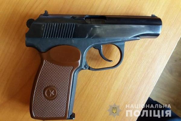 Патрони та граната: поліція вилучила у прикарпатців зброю (Фото)