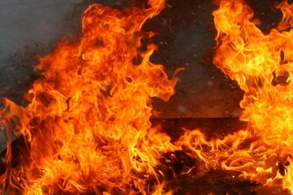 У Івано-Франківську під час пожежі врятовано людину