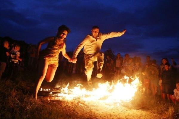 Купальська ніч: як святкуватимуть у Франківську Івана