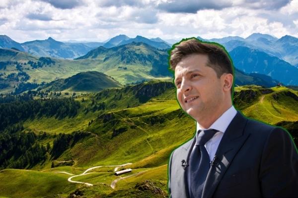 Президент Зеленський видав новий указ – розкрутити українські Карпати