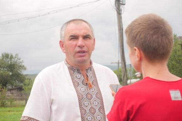 У селі на Прикарпатті батьки онлайн слідкують за дітьми у дитсадку
