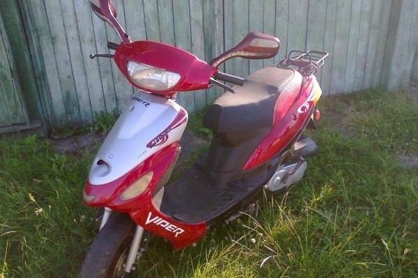 На Прикарпатті зловмисник обманув 18-річного хлопця і викрав у нього скутер