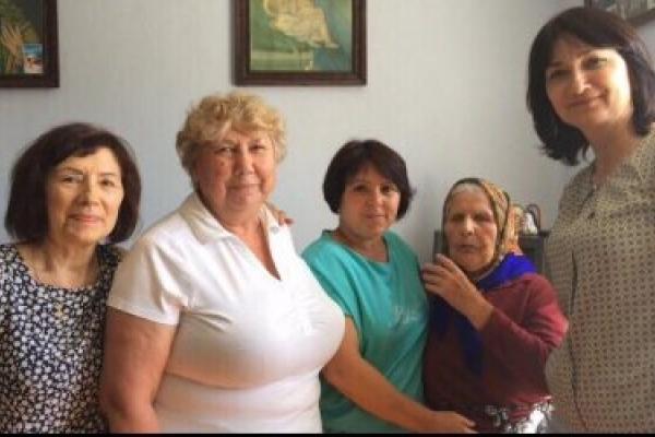 Жителька Городенки відзначила 101-й день народження