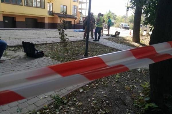 Смертельна сварка: В Івано-Франківську чоловік підірвав дві гранати (Фото)
