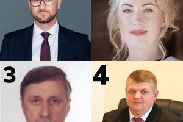 Стало відомо, хто претендує на посади заступників голови Івано-Франківської ОДА