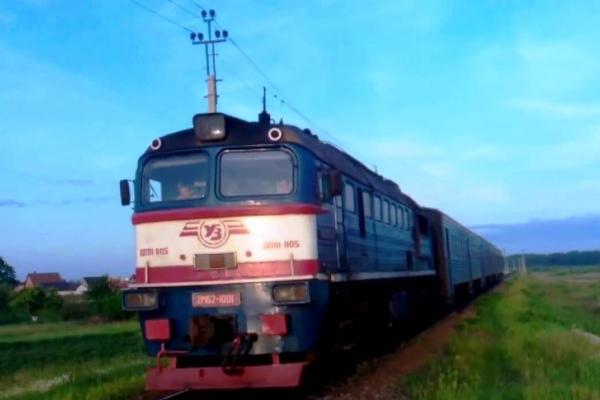 Трагічний випадок на Прикарпатті: чоловік потрапив під потяг