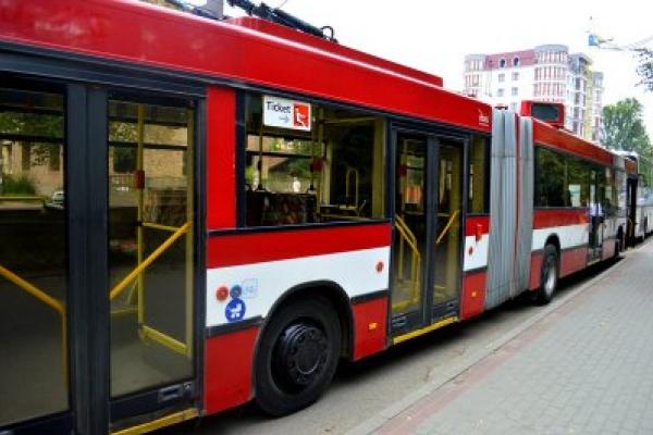 Два франківські тролейбуси на день змінять маршрут руху