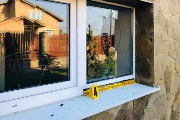 Прикарпатцю на подвір'я кинули гранату (Фото)