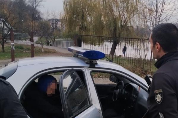 В Коломиї поліцейські затримали 19-річного хлопця з наркотиками