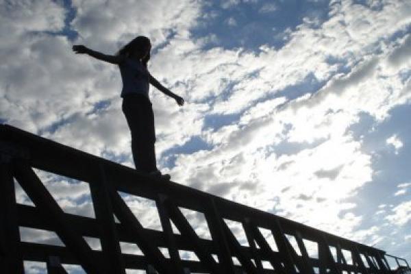 У Рогатині 22-річна дівчина стрибнула з мосту