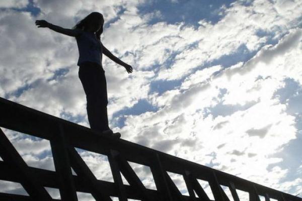 22-річна прикарпатка стрибнула з мосту