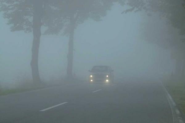 Сильний туман: на Івано-Франківщині оголосили штормове попередження