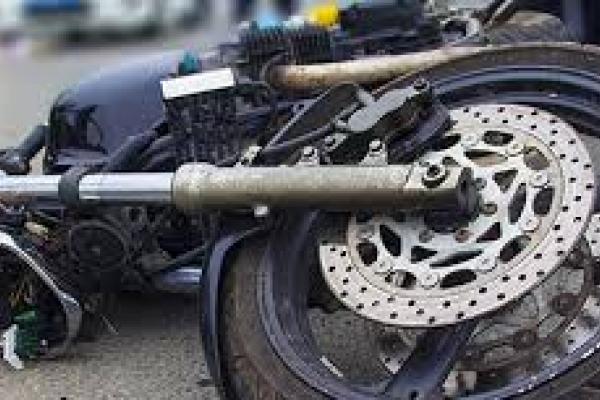 На Богородчанщині Мерседес наїхав на скутер з підлітками: двоє травмованих