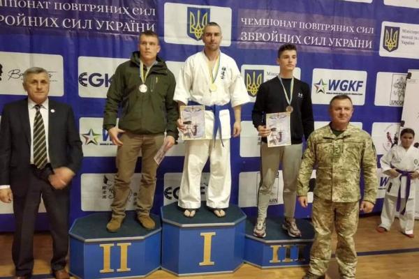 Франківський військовий здобув перемогу на Чемпіонаті з рукопашного бою