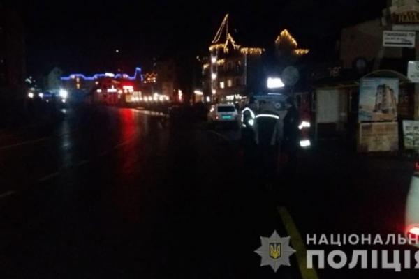Поліцейські затримали вінничанина, який вистрілив у прикарпатця