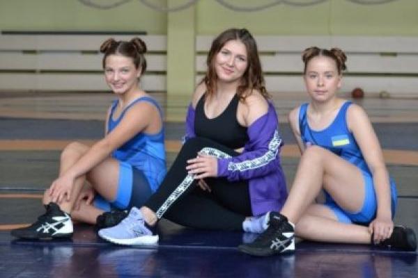 Калушанка стала чемпіонкою України з вільної боротьби (Фото)