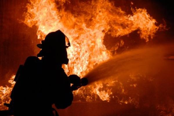 В Калуші жінка згоріла у власній кімнаті