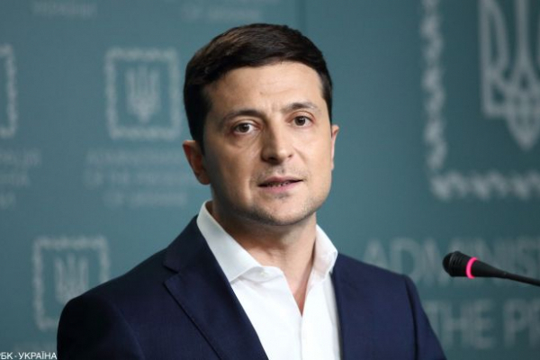 У неділю на Прикарпаття приїде президент Зеленський