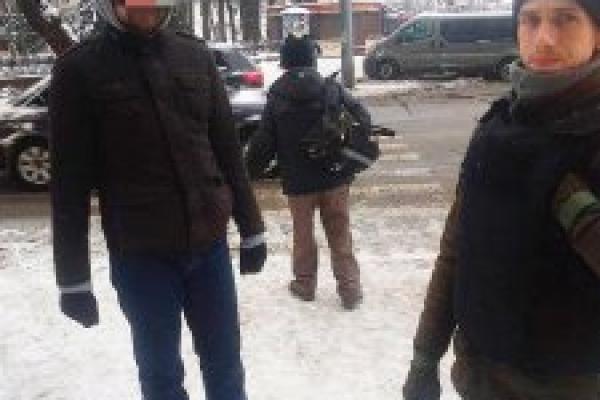Муніципали на вокзалі знайшли чоловіка, який рахувався безвісти зниклим