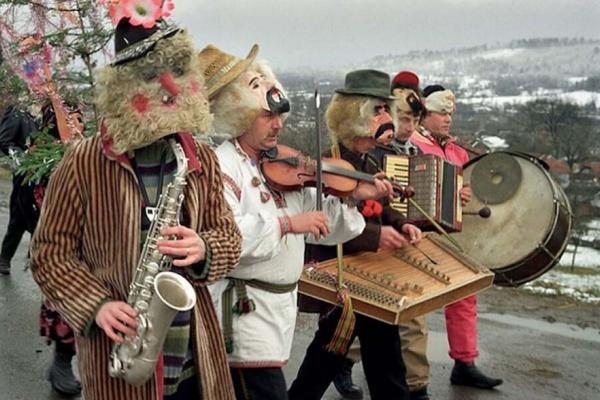 Різдво на Гуцульщині. Традиції святкування (Фото)