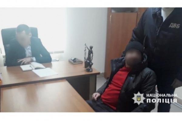 Мешканець Прикарпаття намагався дати хабар працівнику поліції