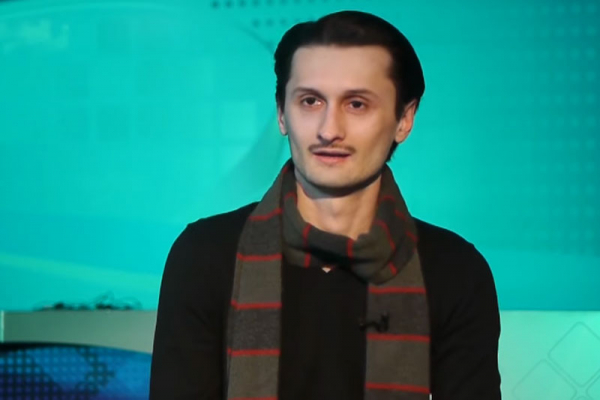 Франківський актор зіграв головну роль у кримінальному бойовику