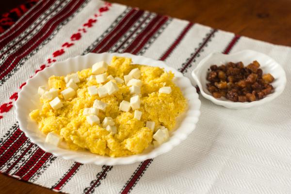 Банош – смачний рецепт від гуцулів Карпат