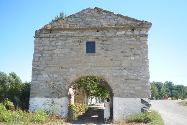 Окопи Святої Трійці – фортеця на кордоні Римської імперії