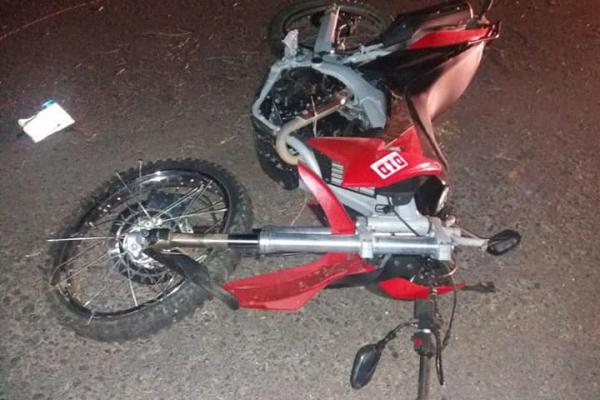 На Прикарпатті в аварії загинув мотоцикліст (Фото)