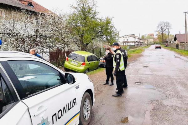 На Прикарпатті розшукали нетверезого водія, через якого постраждали діти