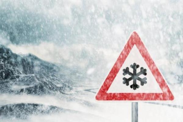 На Карпати суне циклон: синоптики попереджають про сніг та хуртовини