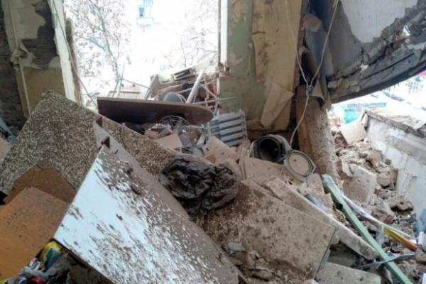 В Івано-Франківську у будинку вибухнув газовий балон