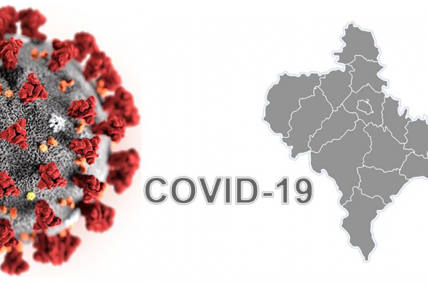 На Прикарпатті підтвердили 1491 випадок коронавірусу та ще одну смерть