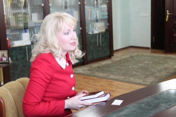 Заступниця голови Івано-Франківської ОДА переходить на високу посаду в Києві