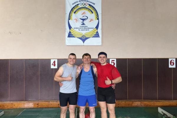 Прикарпатець став переможцем Кубка світу з гирьового спорту