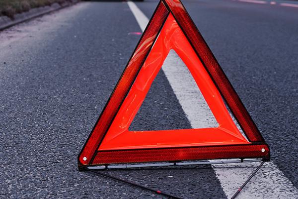 На Прикарпатті затримали водія, який вчинив ДТП та втік з місця події (Фото)