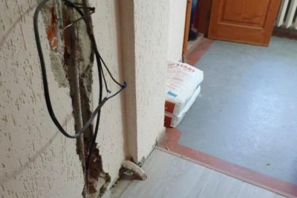 На Прикарпатті підрядник привласнив кошти, які були виділені на ремонт відділення поліції (Фото)