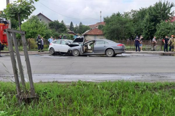 Водію стало зле: відомі подробиці масштабної аварії на Коновальця