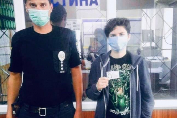 Зниклу 17-річну мешканку Івано-Франківська поліцейські розшукали на Луганщині