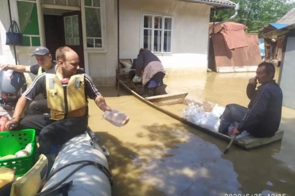 Підрахували суму збитків від паводків на Прикарпатті
