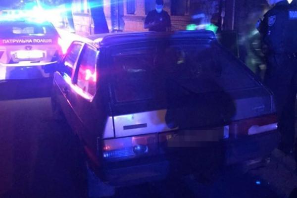 У Івано-Франківську затримали грабіжника. Він виявився ще й п'яним за кермом