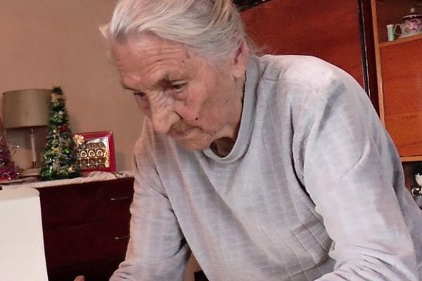 Перетнути столітню межу. Історія найстаршої людини Прикарпаття (Фото, відео)