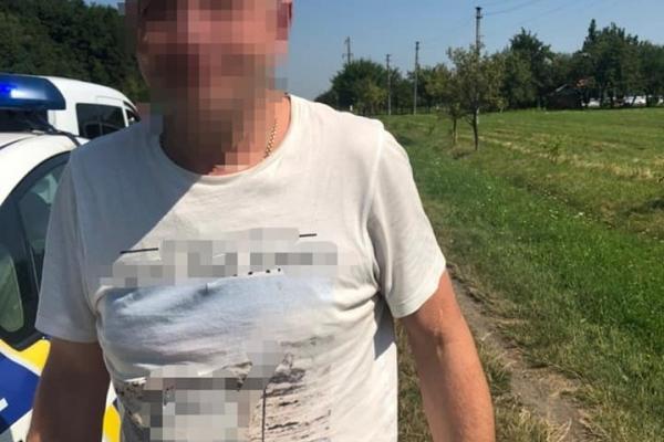 На Коломийщині поліція зупинила п'яного водія з підробленими документами