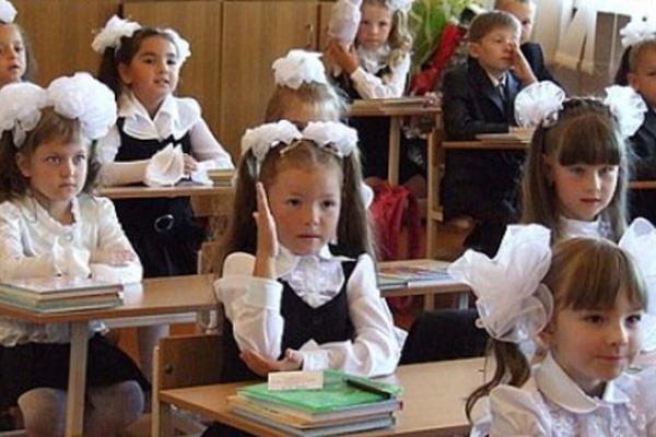Стало відомо, скільки на Прикарпатті дітей цьогоріч пішли у перший клас